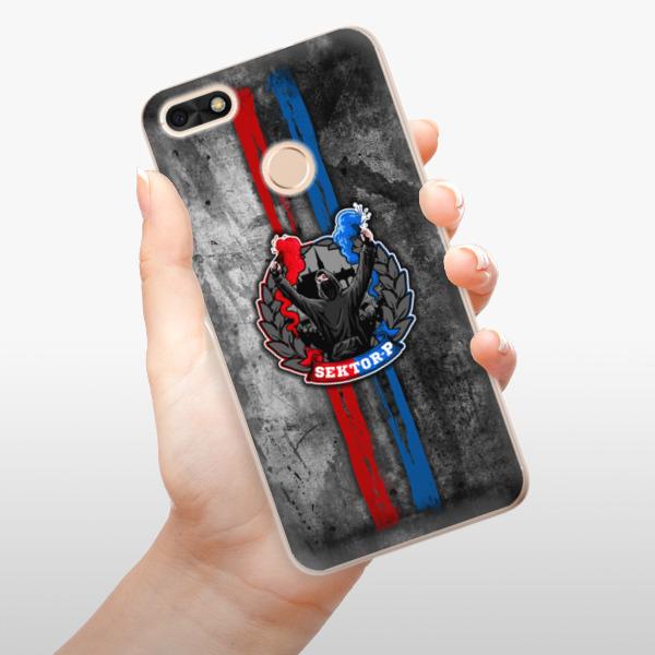 Odolné silikonové pouzdro iSaprio - FCVP - Fanatik na mobil Huawei P9 Lite Mini