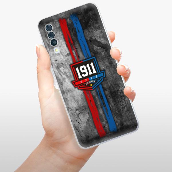 Odolné silikonové pouzdro iSaprio - FCVP - Erb na mobil Samsung Galaxy A50