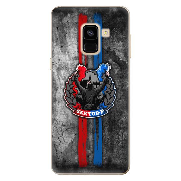 Silikonové pouzdro - FCVP - Fanatik na mobil Samsung Galaxy A8 2018
