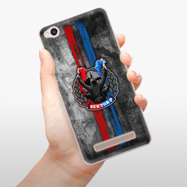 Odolné silikonové pouzdro iSaprio - FCVP - Fanatik na mobil Xiaomi Redmi 4A