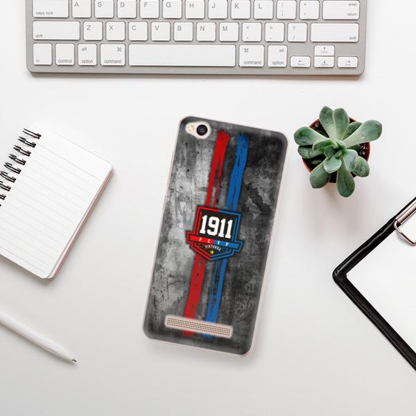 Odolné silikonové pouzdro iSaprio - FCVP - Erb na mobil Xiaomi Redmi 4A