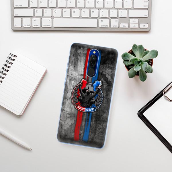 Odolné silikonové pouzdro iSaprio - FCVP - Fanatik na mobil Xiaomi Redmi 8