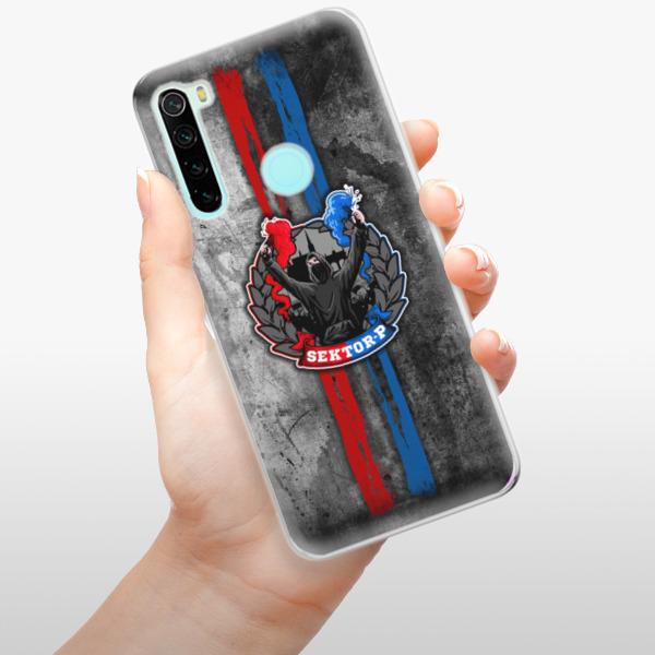 Odolné silikonové pouzdro iSaprio - FCVP - Fanatik na mobil Xiaomi Redmi Note 8