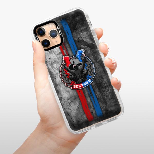 Silikonové pouzdro Bumper iSaprio - FCVP - Fanatik na mobil Apple iPhone 11 Pro