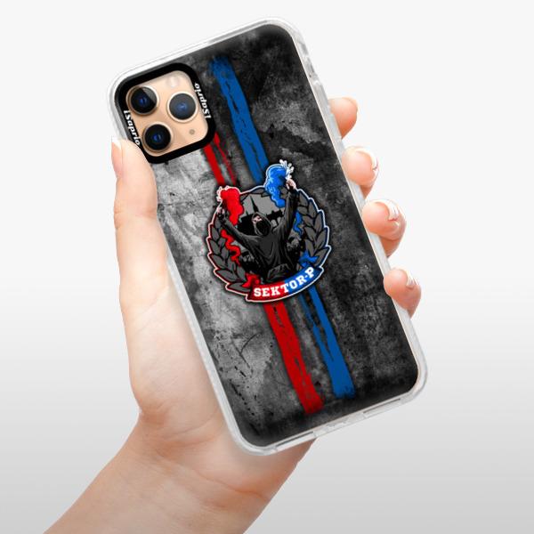 Silikonové pouzdro Bumper iSaprio - FCVP - Fanatik na mobil Apple iPhone 11 Pro Max