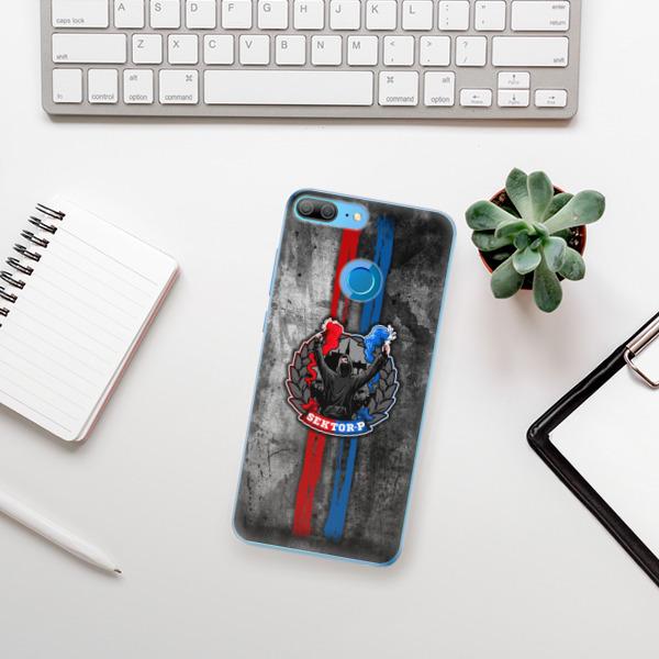 Odolné silikonové pouzdro iSaprio - FCVP - Fanatik na mobil Honor 9 Lite