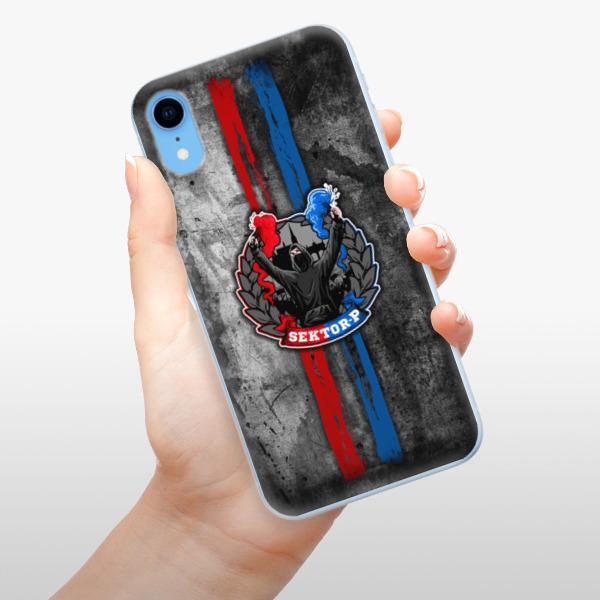 Odolné silikonové pouzdro iSaprio - FCVP - Fanatik na mobil Apple iPhone XR
