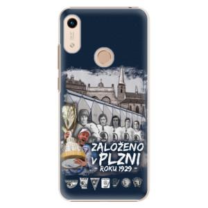 Plastové pouzdro iSaprio - Založeno v Plzni roku 1929 - na mobil Honor 8A