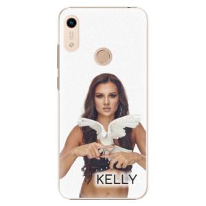 Plastové pouzdro iSaprio - Kelly s hrdličkou na mobil Honor 8A + podepsaná karta s Kelly