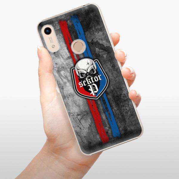 Plastové pouzdro iSaprio - FCVP - Lebka na mobil Honor 8A