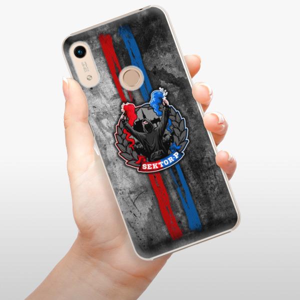 Plastové pouzdro iSaprio - FCVP - Fanatik na mobil Honor 8A