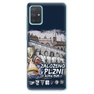 Plastové pouzdro iSaprio - Založeno v Plzni roku 1929 - na mobil Samsung Galaxy A71