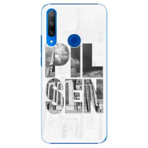 Plastové pouzdro iSaprio - Pilsen Bartoloměj - na mobil Honor 9X