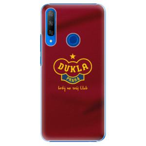 Plastové pouzdro iSaprio - FK Dukla Praha - na mobil Honor 9X