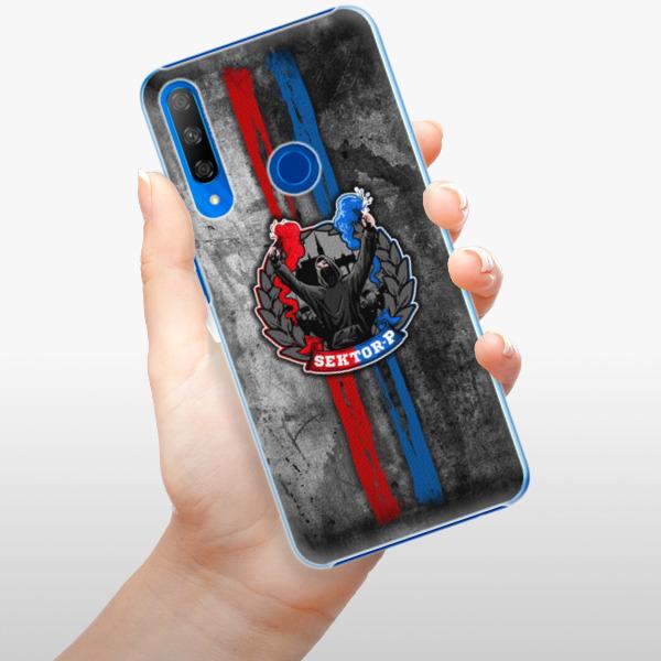 Plastové pouzdro iSaprio - FCVP - Fanatik na mobil Honor 9X