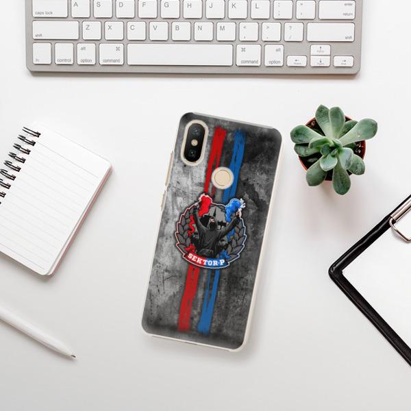 Plastové pouzdro iSaprio - FCVP - Fanatik na mobil Xiaomi Mi A2