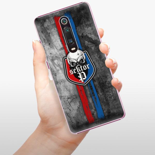 Plastové pouzdro iSaprio - FCVP - Lebka na mobil Xiaomi Mi 9T