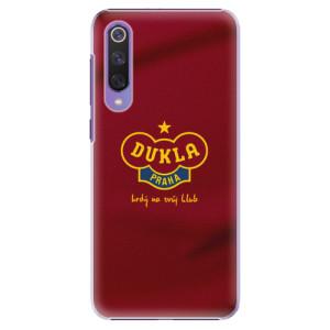 Plastové pouzdro iSaprio - FK Dukla Praha - na mobil Xiaomi Mi 9 SE