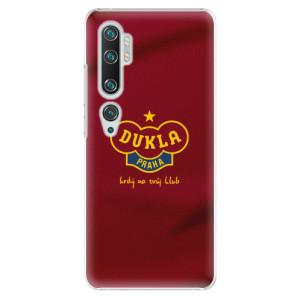 Plastové pouzdro iSaprio - FK Dukla Praha - na mobil Xiaomi Mi Note 10 / Note 10 Pro