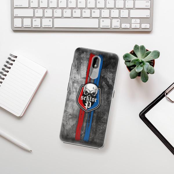 Plastové pouzdro iSaprio - FCVP - Lebka na mobil Nokia 3.2