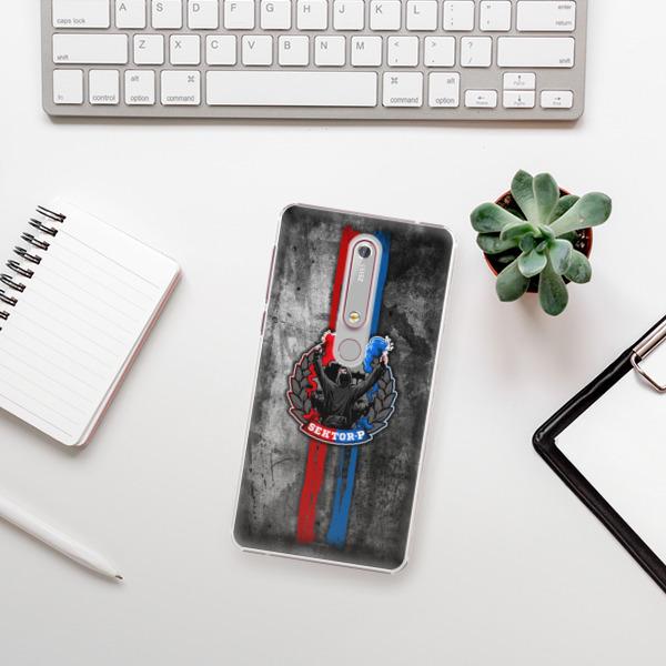 Plastové pouzdro iSaprio - FCVP - Fanatik na mobil Nokia 6.1