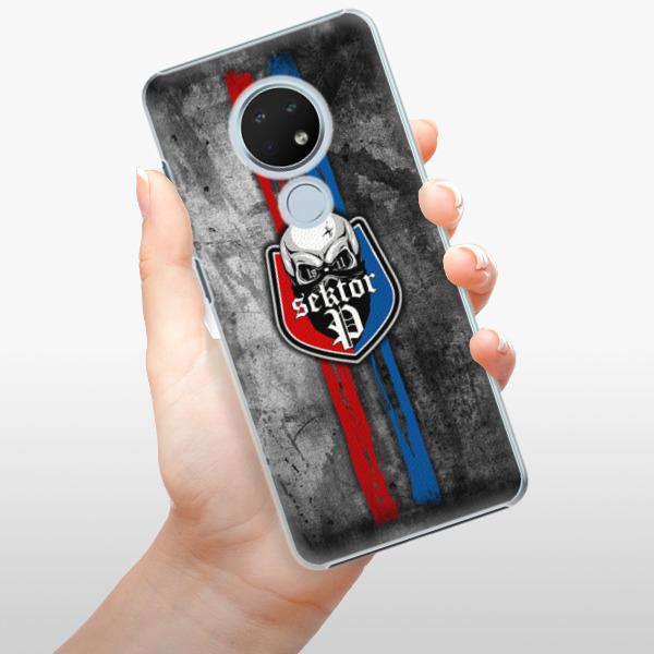 Plastové pouzdro iSaprio - FCVP - Lebka na mobil Nokia 6.2