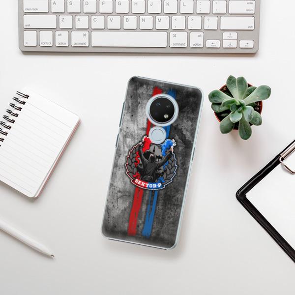 Plastové pouzdro iSaprio - FCVP - Fanatik na mobil Nokia 6.2