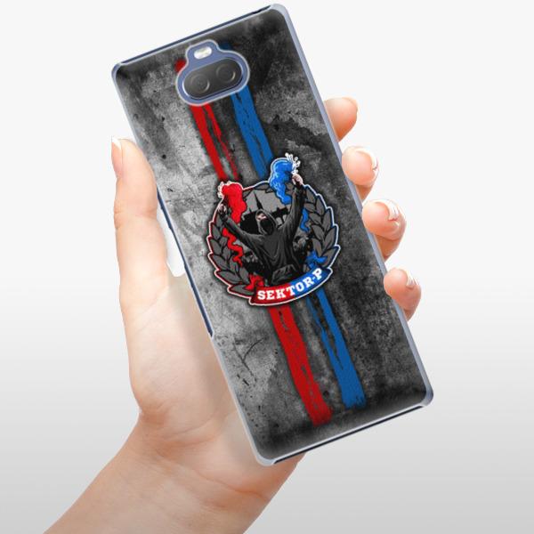 Plastové pouzdro iSaprio - FCVP - Fanatik na mobil Sony Xperia 10