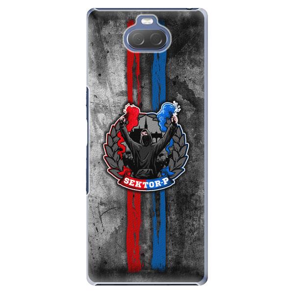 Plastový kryt - FCVP - Fanatik na mobil Sony Xperia 10 Plus