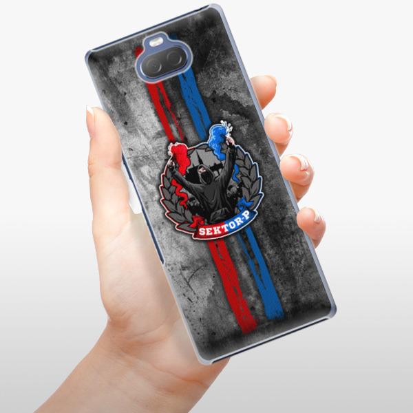 Plastové pouzdro iSaprio - FCVP - Fanatik na mobil Sony Xperia 10 Plus