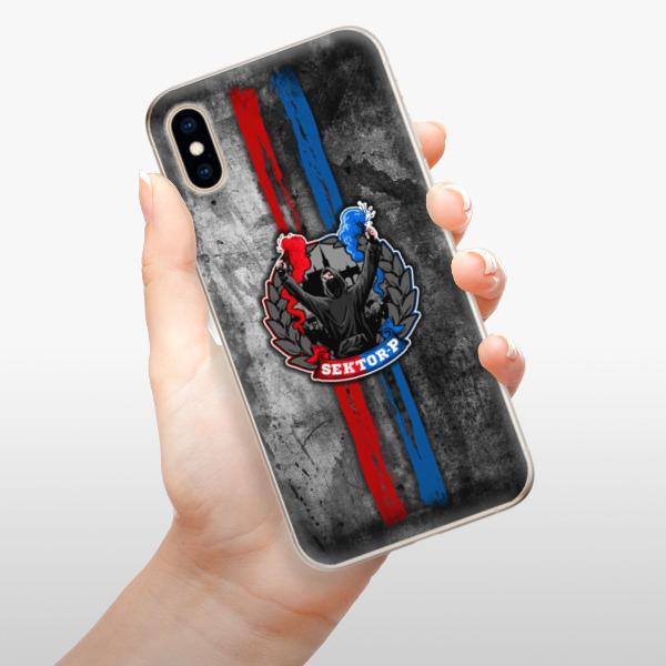 Odolné silikonové pouzdro iSaprio - FCVP - Fanatik na mobil Apple iPhone XS