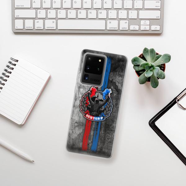 Odolné silikonové pouzdro iSaprio - FCVP - Fanatik na mobil Samsung Galaxy S20 Ultra