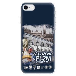 Plastové pouzdro iSaprio - Založeno v Plzni roku 1929 - na mobil Apple iPhone SE 2020