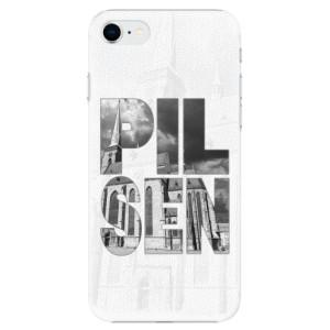 Plastové pouzdro iSaprio - Pilsen Bartoloměj - na mobil Apple iPhone SE 2020