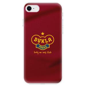 Plastové pouzdro iSaprio - FK Dukla Praha - na mobil Apple iPhone SE 2020