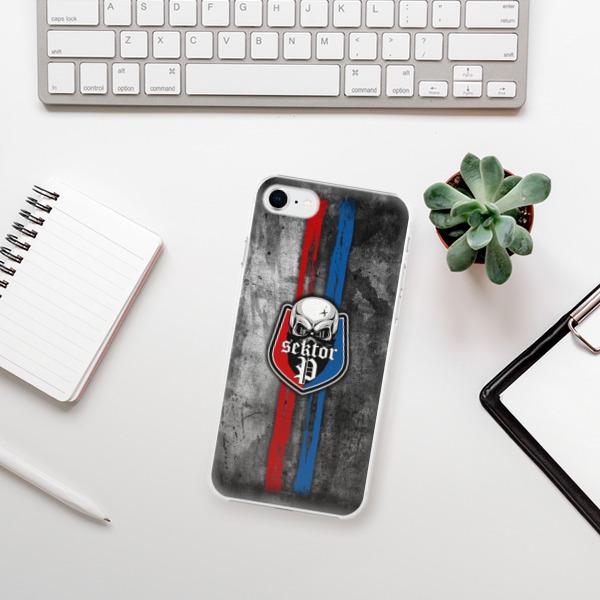 Plastové pouzdro iSaprio - FCVP - Lebka na mobil Apple iPhone SE 2020