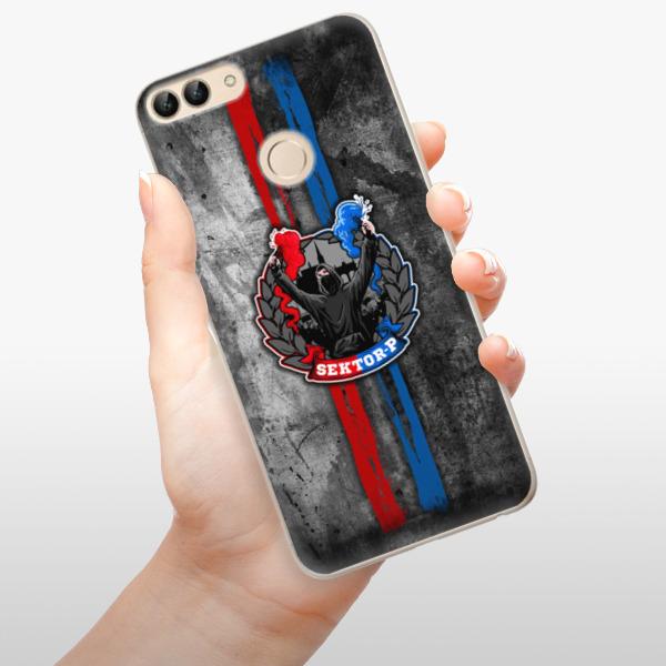 Odolné silikonové pouzdro iSaprio - FCVP - Fanatik na mobil Huawei P Smart