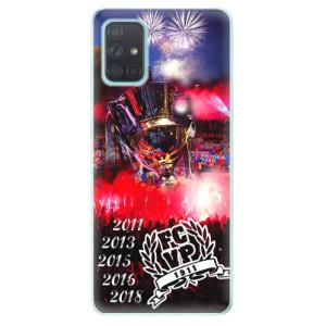 Silikonový obal iSaprio - Viktorka FCVP 1911 Tituly - na mobil Samsung Galaxy A71