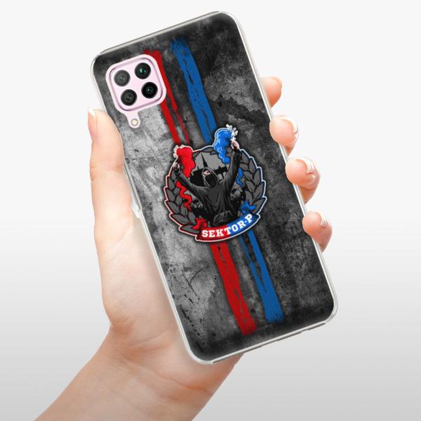 Plastové pouzdro iSaprio - FCVP - Fanatik na mobil Huawei P40 Lite
