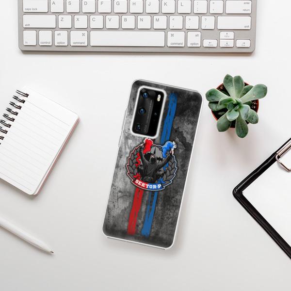 Plastové pouzdro iSaprio - FCVP - Fanatik na mobil Huawei P40 Pro