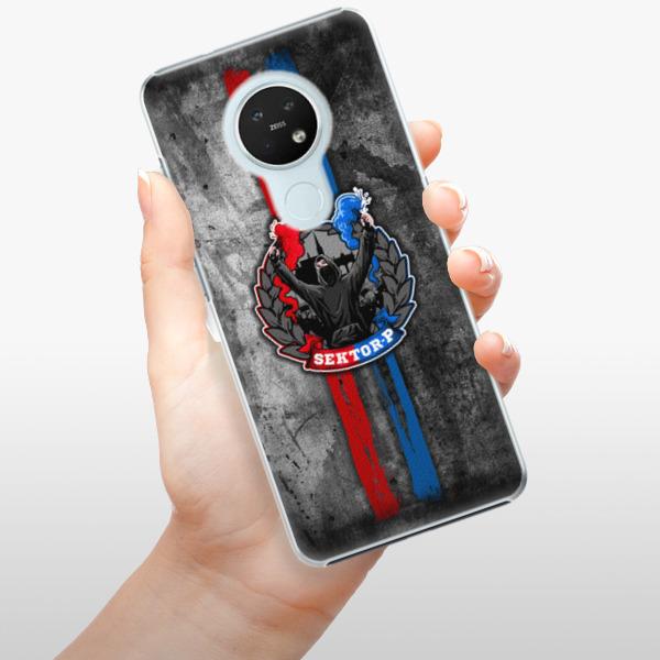 Plastové pouzdro iSaprio - FCVP - Fanatik na mobil Nokia 7.2