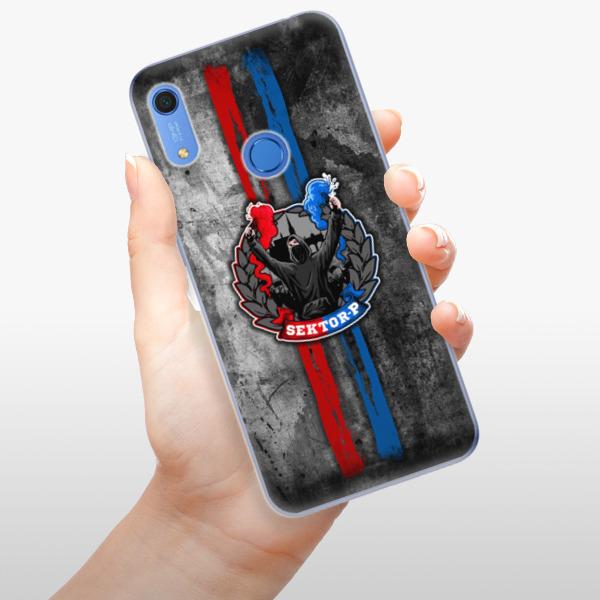Odolné silikonové pouzdro iSaprio - FCVP - Fanatik na mobil Huawei Y6s