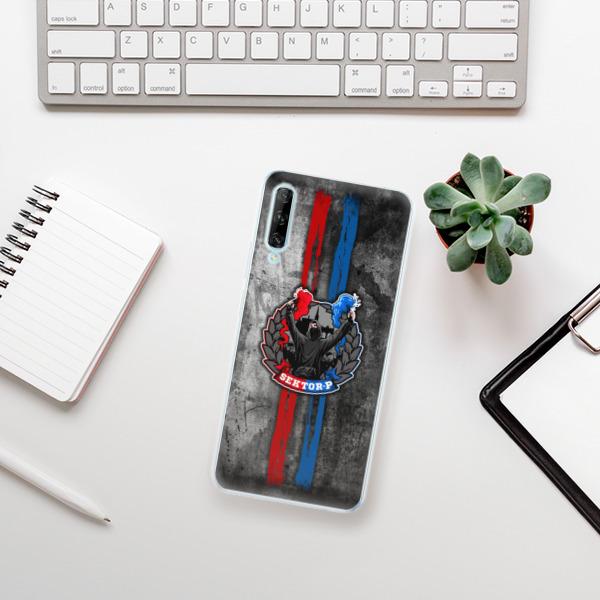 Odolné silikonové pouzdro iSaprio - FCVP - Fanatik na mobil Huawei P Smart Pro
