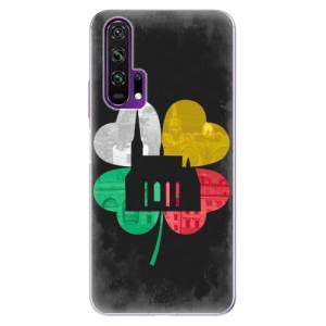Silikonový kryt iSaprio - Pilsen Lucky City na mobil Honor 20 Pro