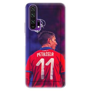 Silikonový kryt iSaprio - FCVP Petržela Milan 11 na mobil Honor 20 Pro