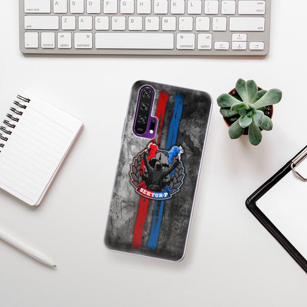 Odolné silikonové pouzdro iSaprio - FCVP - Fanatik na mobil Honor 20 Pro