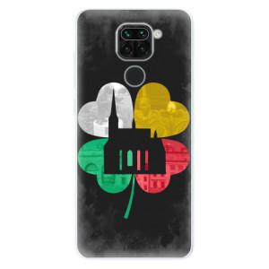 Silikonový kryt iSaprio - Pilsen Lucky City na mobil Xiaomi Redmi Note 9