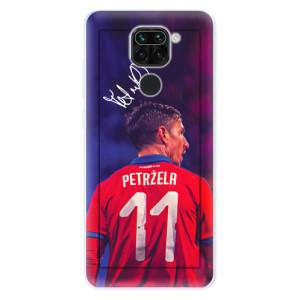 Silikonový kryt iSaprio - FCVP Petržela Milan 11 na mobil Xiaomi Redmi Note 9