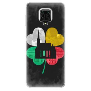 Silikonový kryt iSaprio - Pilsen Lucky City na mobil Xiaomi Redmi Note 9S / Xiaomi Redmi Note 9 Pro