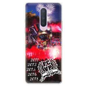 Silikonový kryt iSaprio - Viktorka FCVP 1911 Tituly na mobil OnePlus 8